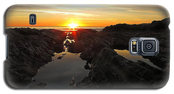 Galaxy S5 Case featuring the photograph Tidepools by Paul Foutz