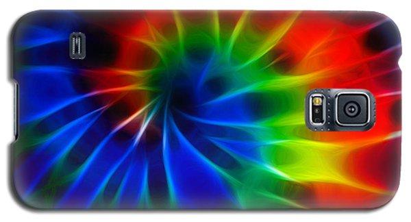 Tie Dye Galaxy S5 Case by Lynne Jenkins