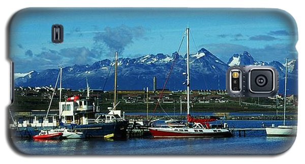 Tierra Del Fuego Galaxy S5 Case by Juergen Weiss