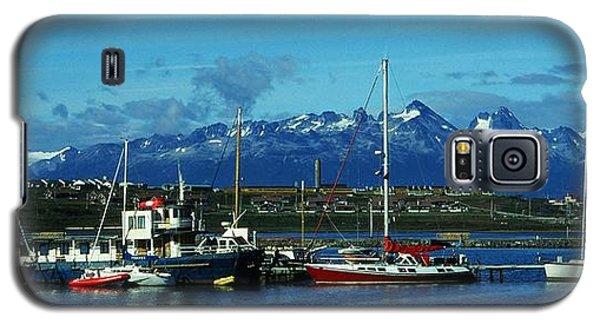 Tierra Del Fuego Galaxy S5 Case