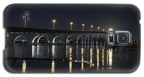 Tierra Verde Bridge Galaxy S5 Case
