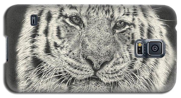Tiger Drawing Galaxy S5 Case