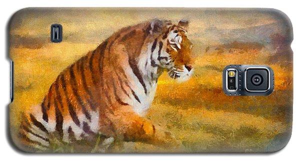 Tiger Dreams Galaxy S5 Case