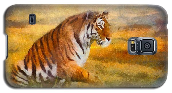 Tiger Dreams Galaxy S5 Case