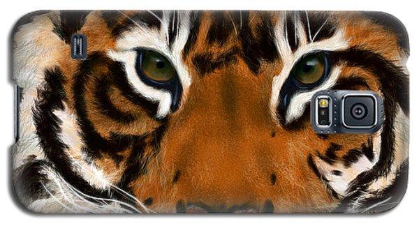 Tiger Eyes Galaxy S5 Case