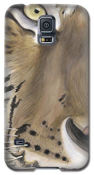 Tiger Face Galaxy S5 Case