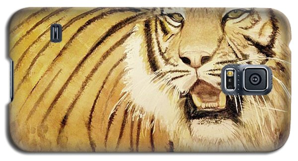 Tiger King Galaxy S5 Case by Annie Poitras