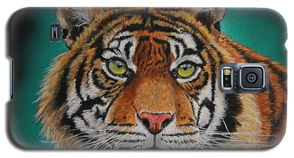 Tiger Portrait......amur Tiger Galaxy S5 Case