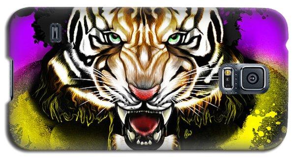 Tiger Rag Galaxy S5 Case