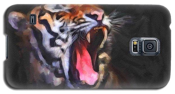 Tiger Roar Galaxy S5 Case
