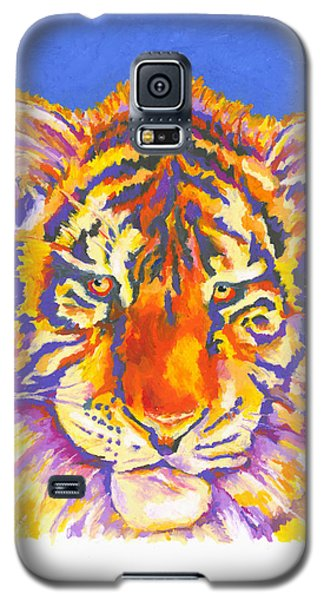 Galaxy S5 Case featuring the painting Tiger by Stephen Anderson