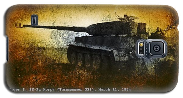 Tiger Tank Galaxy S5 Case