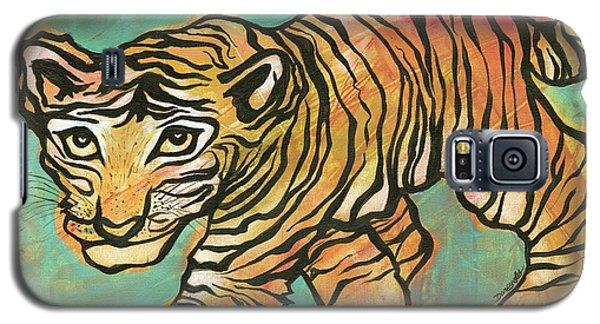 Tiger Trance Galaxy S5 Case