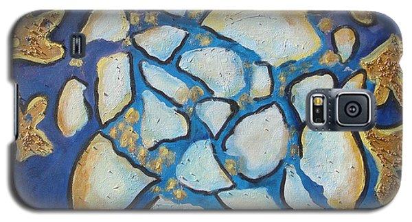 Tikkun Olam Heal The World Galaxy S5 Case by Laurie Morgan
