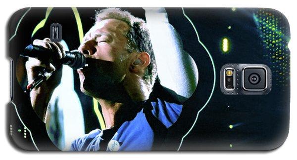 Chris Martin - A Head Full Of Dreams Tour 2016  Galaxy S5 Case