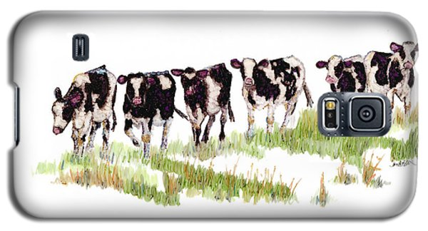 Till The Cows... Galaxy S5 Case