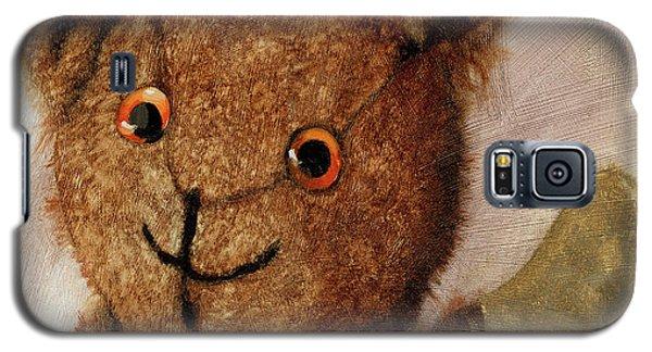 Tillie - Vintage Bear Painting Galaxy S5 Case