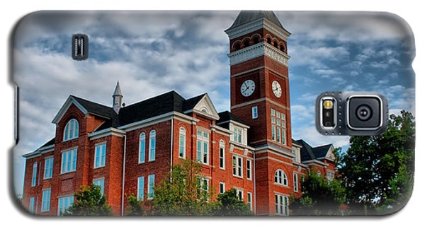 Galaxy S5 Case featuring the photograph Tillman Hall by Lynne Jenkins