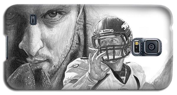 Sport Art Galaxy S5 Case - Tim Tebow by Bobby Shaw