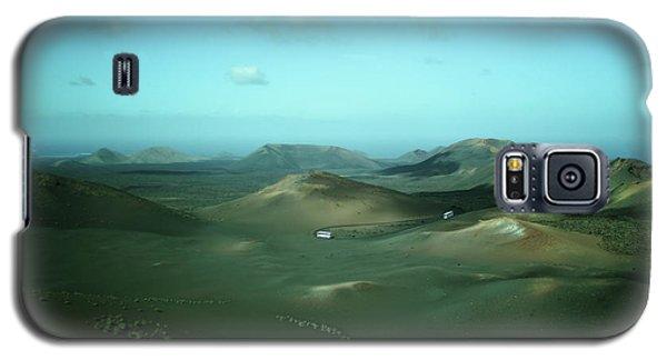 Timanfaya - Lanzarote Galaxy S5 Case by Cambion Art