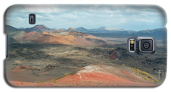 Canary Galaxy S5 Case - Timanfaya Panorama by Delphimages Photo Creations