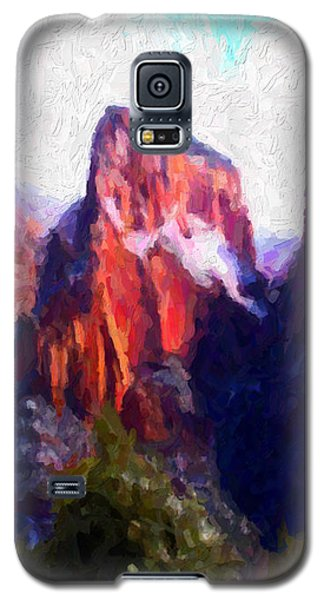 Timber Top Galaxy S5 Case