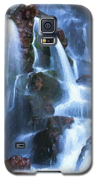 Timberline Falls Galaxy S5 Case