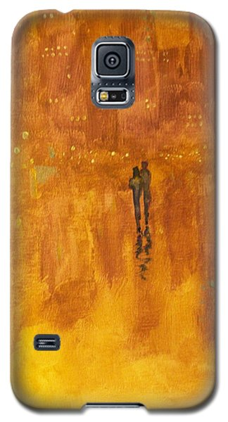 Galaxy S5 Case featuring the painting Time And Again #2 by Raymond Doward