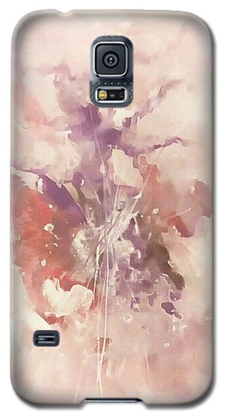 Galaxy S5 Case featuring the painting Time And Again by Raymond Doward