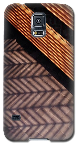 Galaxy S5 Case featuring the photograph Time And Materials by Rona Black