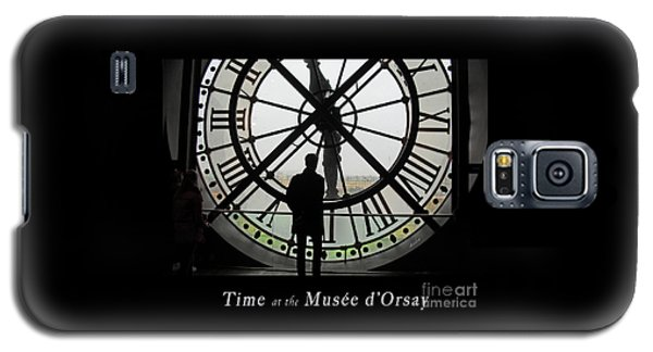 Time At The Musee D'orsay Galaxy S5 Case by Felipe Adan Lerma