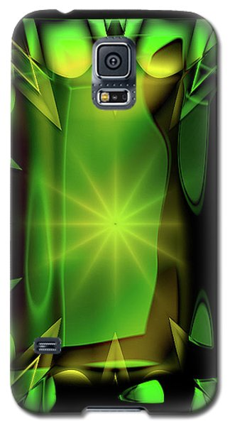 Time Barrier Galaxy S5 Case