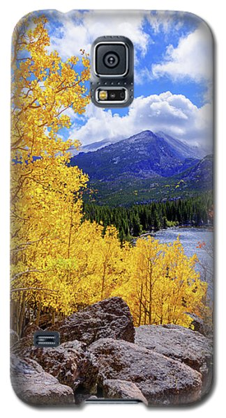 Galaxy S5 Case featuring the photograph Time by Chad Dutson