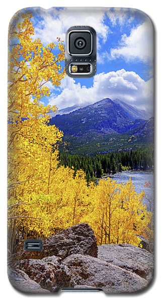 Time Galaxy S5 Case