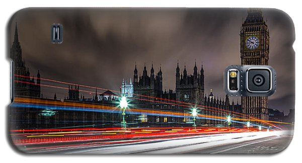 Time Galaxy S5 Case by Giuseppe Torre