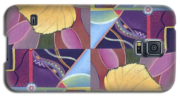 Time Goes By - The Joy Of Design Series Arrangement Galaxy S5 Case