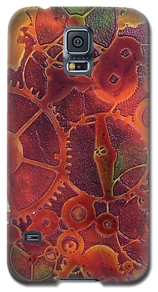 Time Marches On Galaxy S5 Case by Suzanne Canner