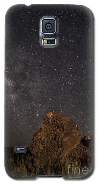 Galaxy S5 Case featuring the photograph Time by Melany Sarafis