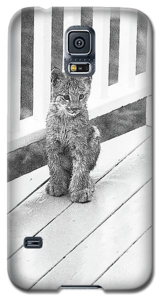 Time Out Bw Galaxy S5 Case