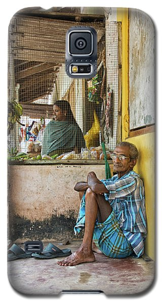 Galaxy S5 Case featuring the photograph Kumarakom by Marion Galt