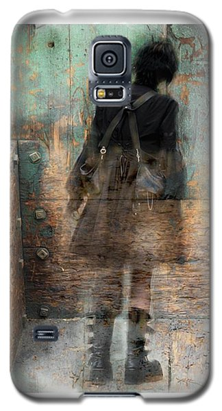 Time Passages - Beyond All Barriers Galaxy S5 Case by Bob Salo