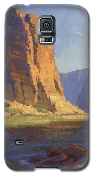 Grand Canyon Galaxy S5 Case - Time Stands Tall  by Cody DeLong