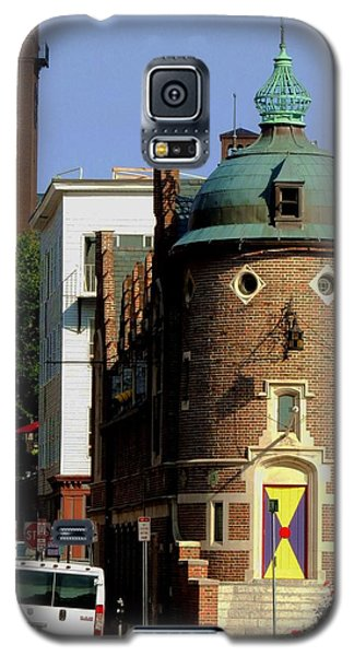 Time To Face The Harvard Lampoon Galaxy S5 Case