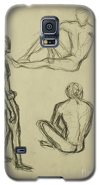 Timed Gestures Exercise Galaxy S5 Case