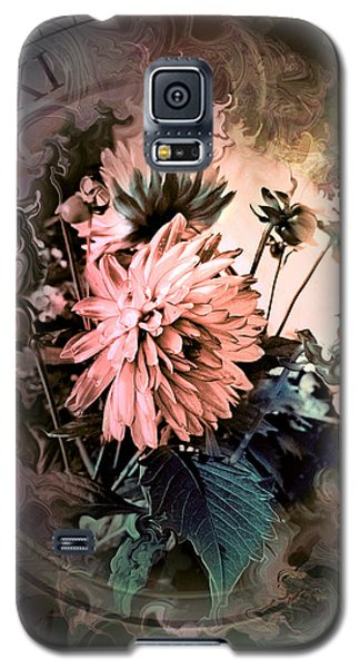 Timeless Dahlia Galaxy S5 Case
