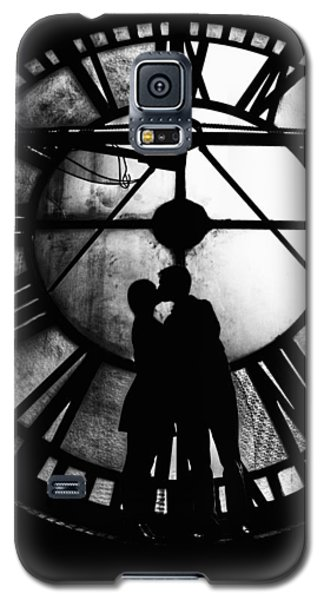Timeless Love - Black And White Galaxy S5 Case
