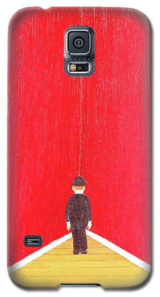 Timeout Galaxy S5 Case