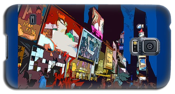 Times Square Galaxy S5 Case