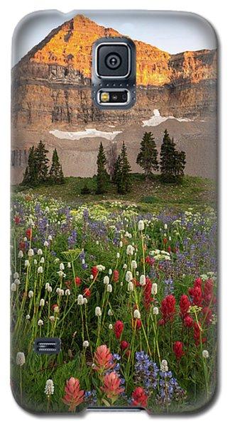 Timpanogos Bouquet Galaxy S5 Case