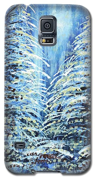 Tim's Winter Forest Galaxy S5 Case